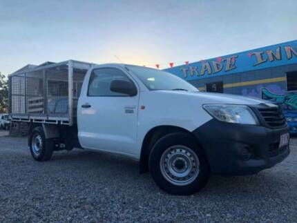 *** 2012 AUTOMATIC HILUX UTE *** Slacks Creek Logan Area Preview