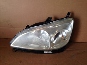2003 ACURA EL LEFT SIDE HEADLIGHT