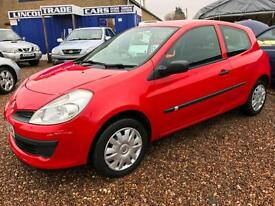 2006 RENAULT CLIO 1.2 16V Extreme 3dr FSH GREAT CHEAP 1st CAR