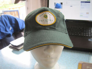 Brand New Green Bay Packers NFL Baseball Hat - Size Medium/Large