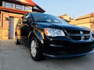 2013 Dodge Caravan Just 17000 km Almost Brand New
