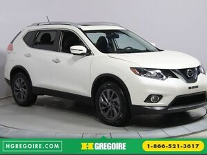 2016 Nissan Rogue SL LOCATION 6 MOIS!!!
