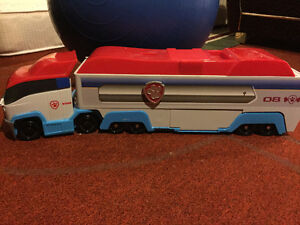 Paw Patrol Paw Patroller with Ryder and ATV