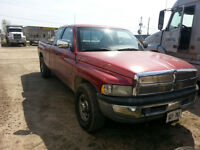 1995 Dodge Ram 2500 extended cab