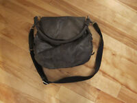 Sac à main en cuir Browns leather Shoulder bag