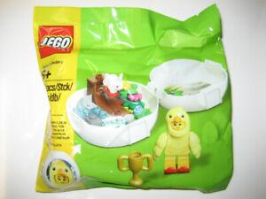 Lego 853958 Chicken Skater Pod polybag Easter