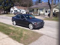 BMW 330i 2500.00.  Very clean