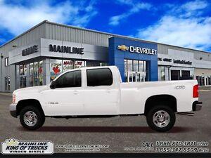2009 Chevrolet Silverado 2500HD WT   - $391.77 B/W