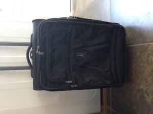 Travelpro wheeled carry on suitcase