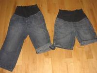 lot de pantalon de maternité