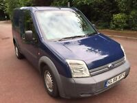 FORD TRANSIT CONNECT 200 LX90 2007 LONG MOT DRIVES LOVELY 1 OWNER FROM NEW