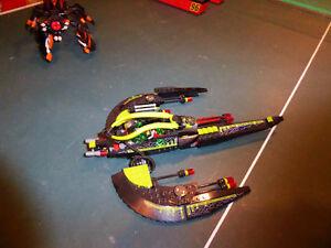 Lego Mars Mission Alien Infiltrator