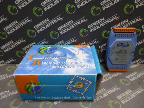 NEW ICP CON I-7060 Data Acquisition Module