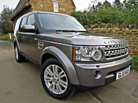2010 LAND ROVER DISCOVERY 4 3.0 TDV6 HSE. 1 OWNER, FULL LAND ROVER HISTORY !!
