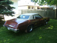 1974 olds cutlass