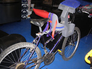 small child bicycle carrier