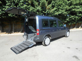 2011 Vauxhall Combo 1.4 Petrol Wheelchair Accessible Vehicle.
