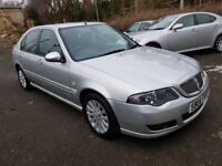 Rover 45 1.6 Club SE (silver) 2004