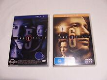 DVD: X Files - Season 5 - part 2 & Complete Season 6 Gorokan Wyong Area Preview