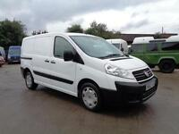 FIAT SCUDO 1.6 JTD MULTIJET (90HP) | COMFORT | 1 OWNER | PARKING SENSORS | 2012