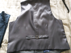 Taylor and Sanderson grey waistcoat 46 R