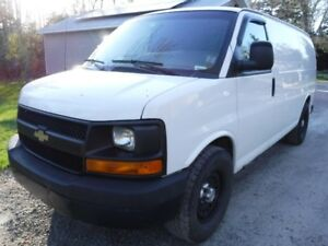For Sale 2010 Express Van