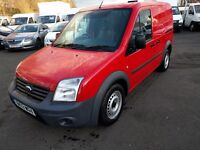 Ford Connect T200 90 (red) 2013