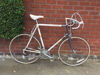 """Vintage Raleigh Road Bike 25"""". Retro Racer."""