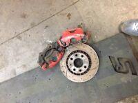 Corsa b nova calibra big brake kit c20xe