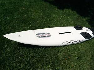 Fanatic windsurf board/ sail