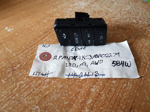 2007 - 2011 Ford Edge Steering Wheel Cruise Control Switch.