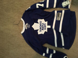 Authentic Reebok Leafs Jersey