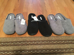 Brand new slippers 3 pairs