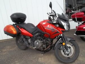REDUCED 2009 Suzuki 650 V-Strom SE ABS Motorcycle