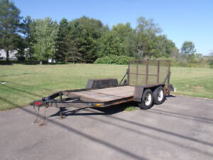 trailer trade for plow truck
