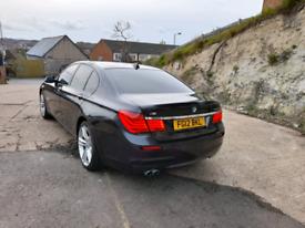 BMW 730D M SPORT 2012
