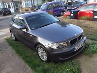 BMW 1 SERIES 120d manual