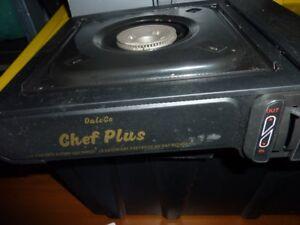 Cuisinière portative au gaz butane