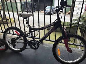 Girl's bike for sale (7-12 years old)