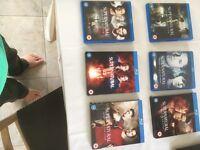 Supernatural Blu-Ray's