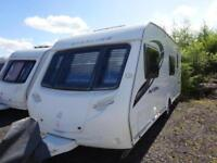2011 6 berth bunk beds Sterling Europa Lux caravan for sale