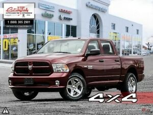 2018 Ram 1500   - Uconnect