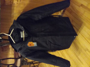 New Heated Jacket with Battery Pack