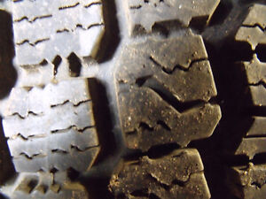 2 x P195/60R14 Winter King Winter Tires & Rims Kawartha Lakes Peterborough Area image 6