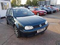 Volkswagen Golf 1.6 auto 2001MY SE