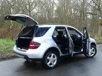 2006 56 Mercedes-Benz ML320 3.0TD CDI 7 G-Tronic Sport..STUNNING CONDITION !!