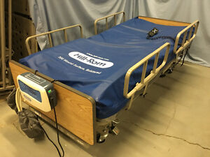 Hill-Rom Hospital Bed & Air Mattress