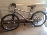 Muddy Fox Energy 24 Boys Mountain Bike BICYCLE Silver Black