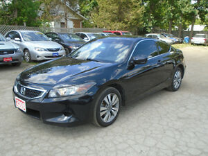 2008 Honda Accord EX-L LEATHER Coupe | WE FINANCE - APPLY TODAY