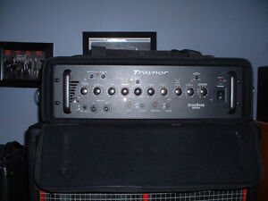 BASS AMPS!!!    PRICES HAVE BEEN REDUCED!!!